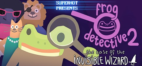 Frog Detective 2: The Case of the Invisible Wizard Free Download