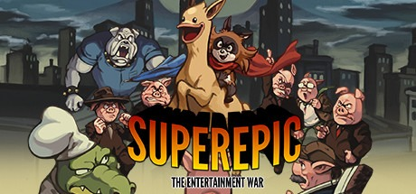 SuperEpic: The Entertainment War Free Download