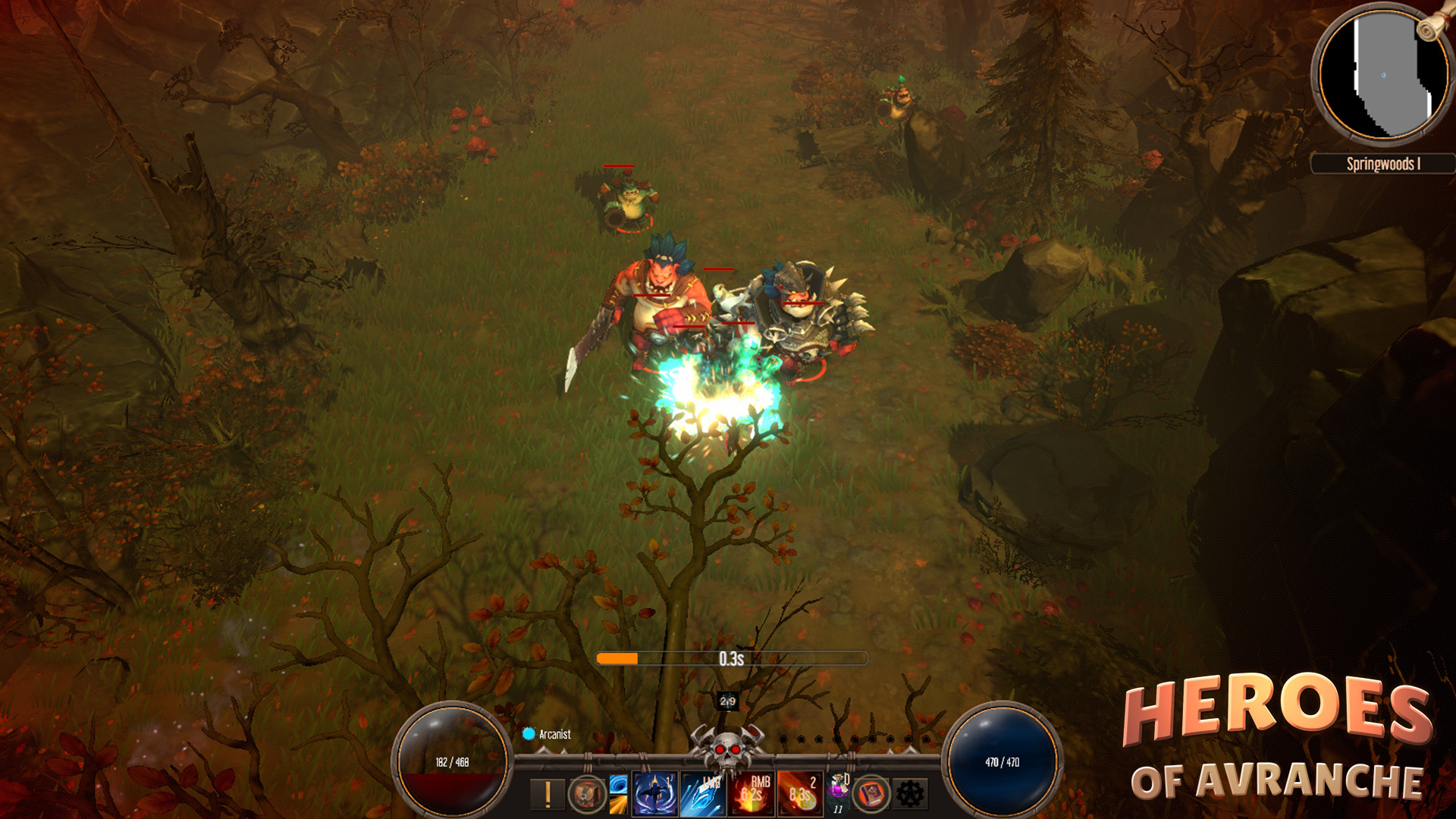 Heroes Of Avranche Free Download