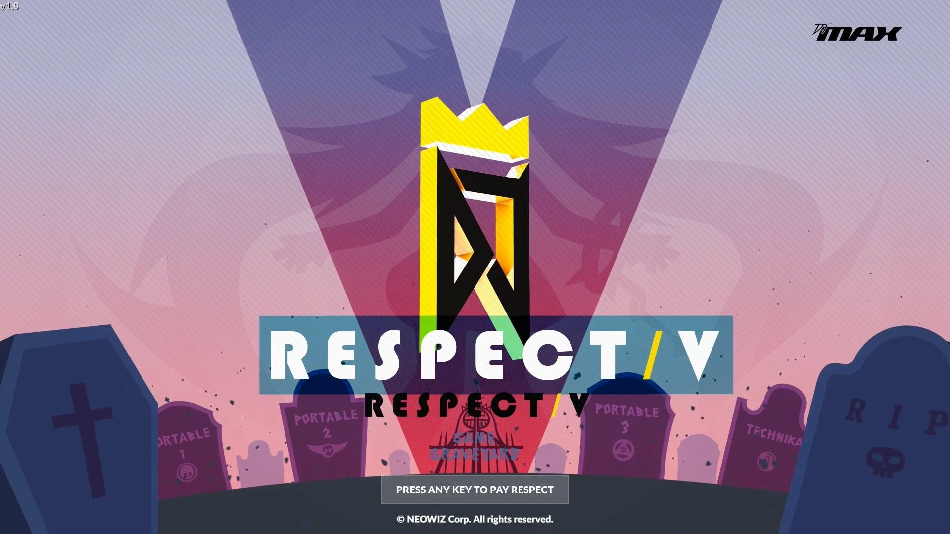 DJMAX RESPECT V Free Download