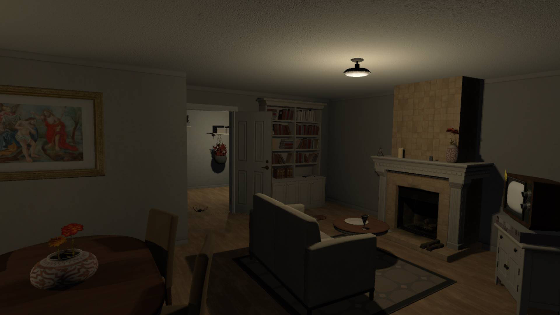 Scriptum VR: The Neighbor's House Escape Room Free Download
