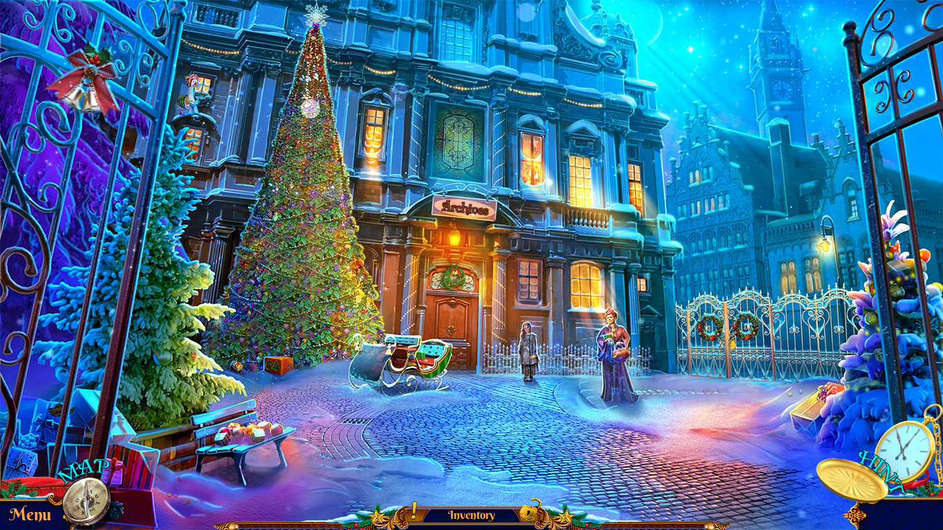 Christmas Stories: Enchanted Express Collector's Edition Free Download