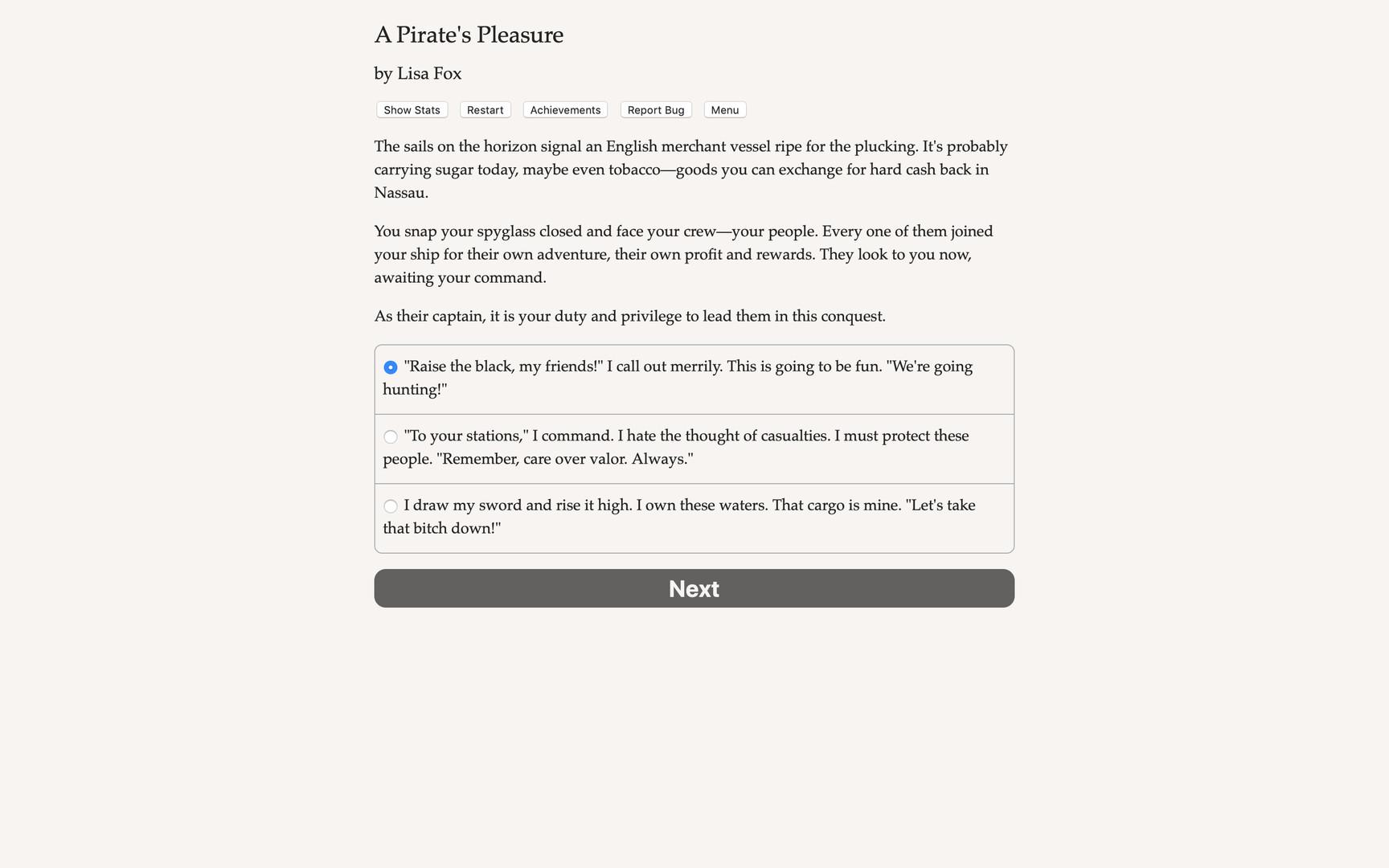A Pirate's Pleasure Free Download