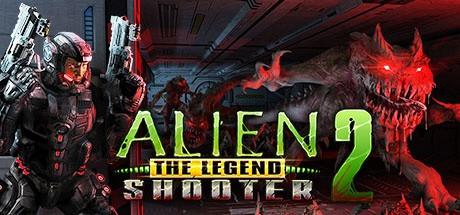 Alien Shooter 2 - The Legend Free Download