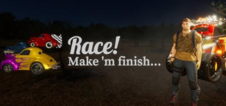 Race! Make
