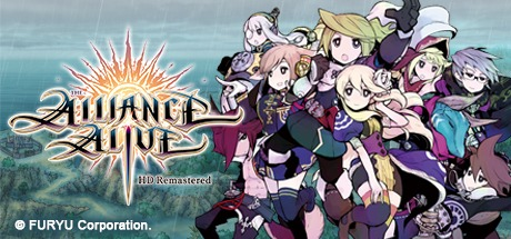 The Alliance Alive HD Remastered Free Download