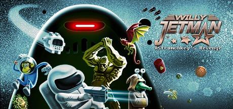 Willy Jetman: Astromonkey