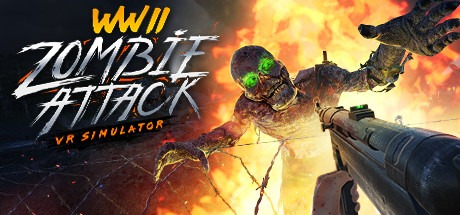 World War 2 Zombie Attack VR Simulator Free Download
