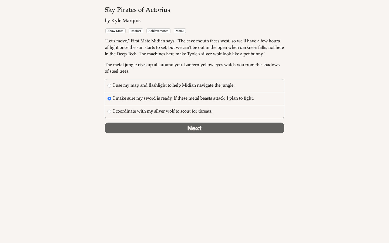Sky Pirates of Actorius Free Download