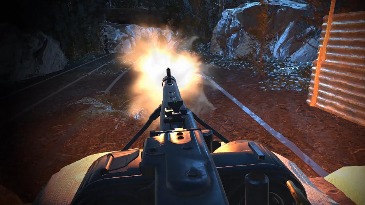 World War 2 Zombie Attack VR Simulator Free Download