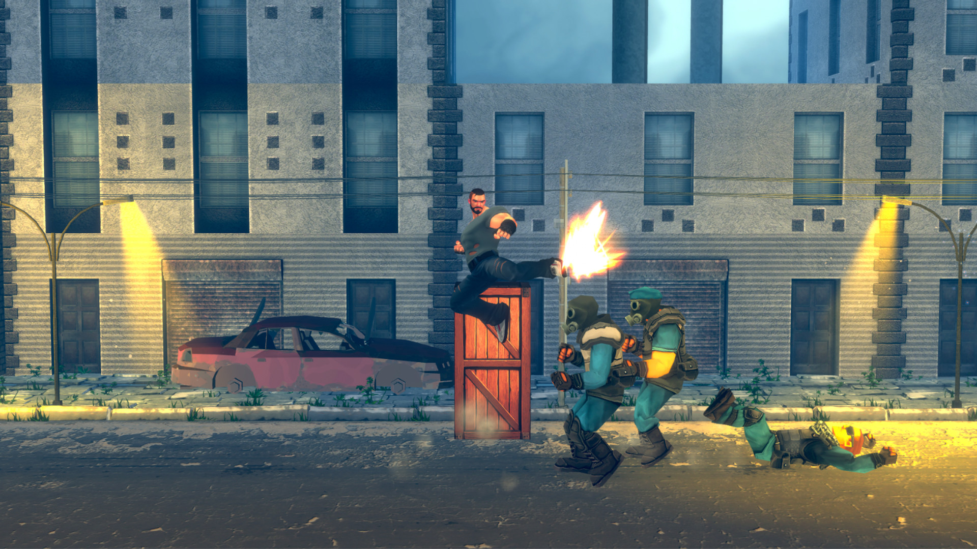 Legend of Streets Free Download