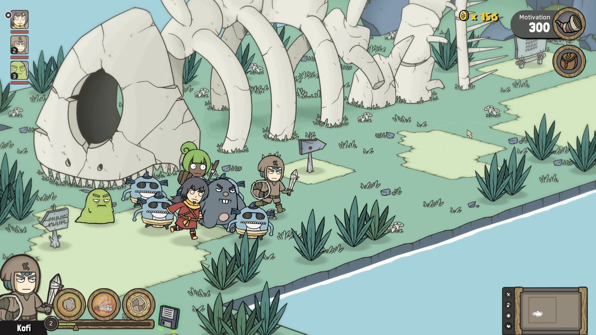 Kofi Quest: Alpha MOD Free Download
