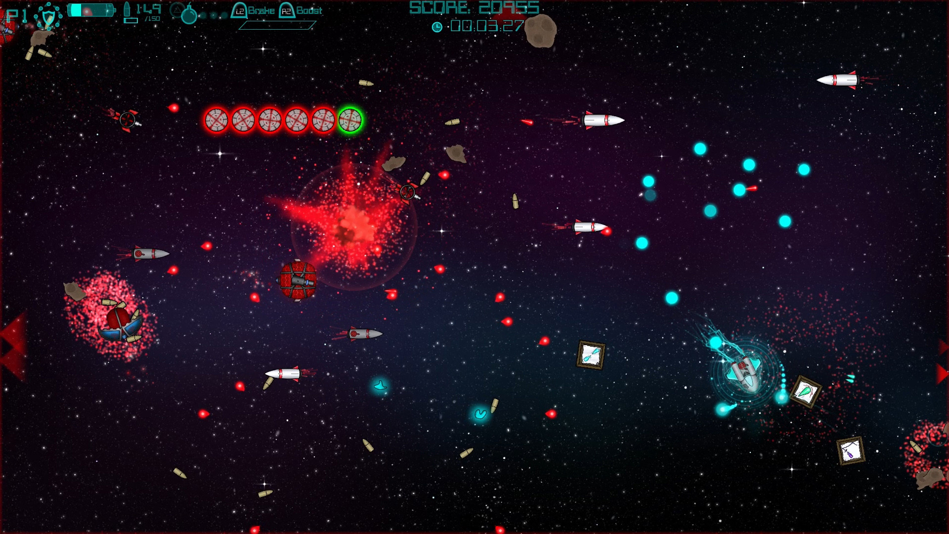 Super Mega Space Blaster Special Turbo Free Download