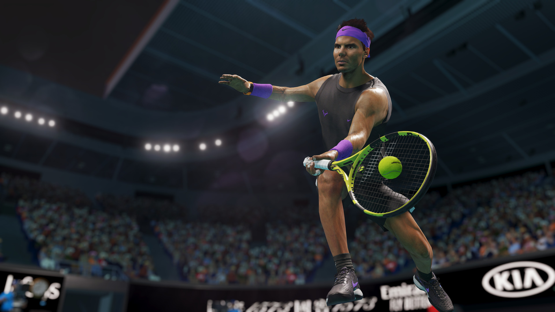 AO Tennis 2 Free Download