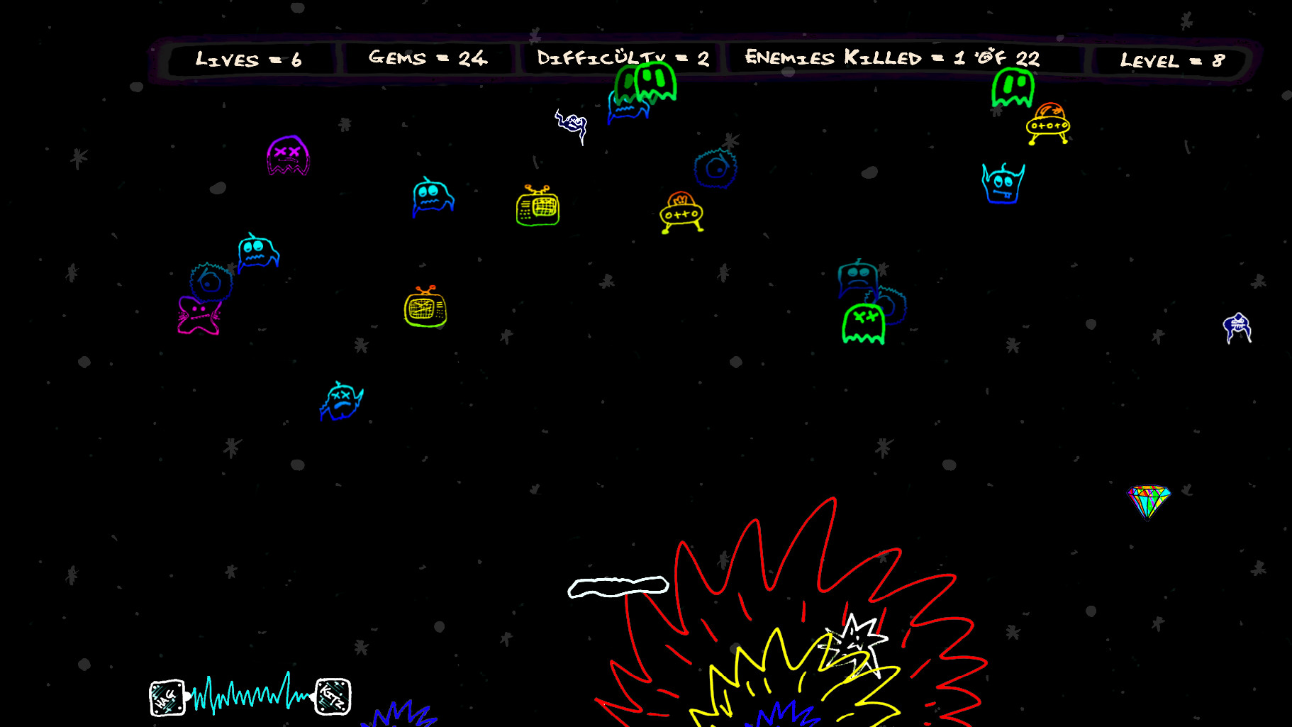 Space Mega Force Man Free Download