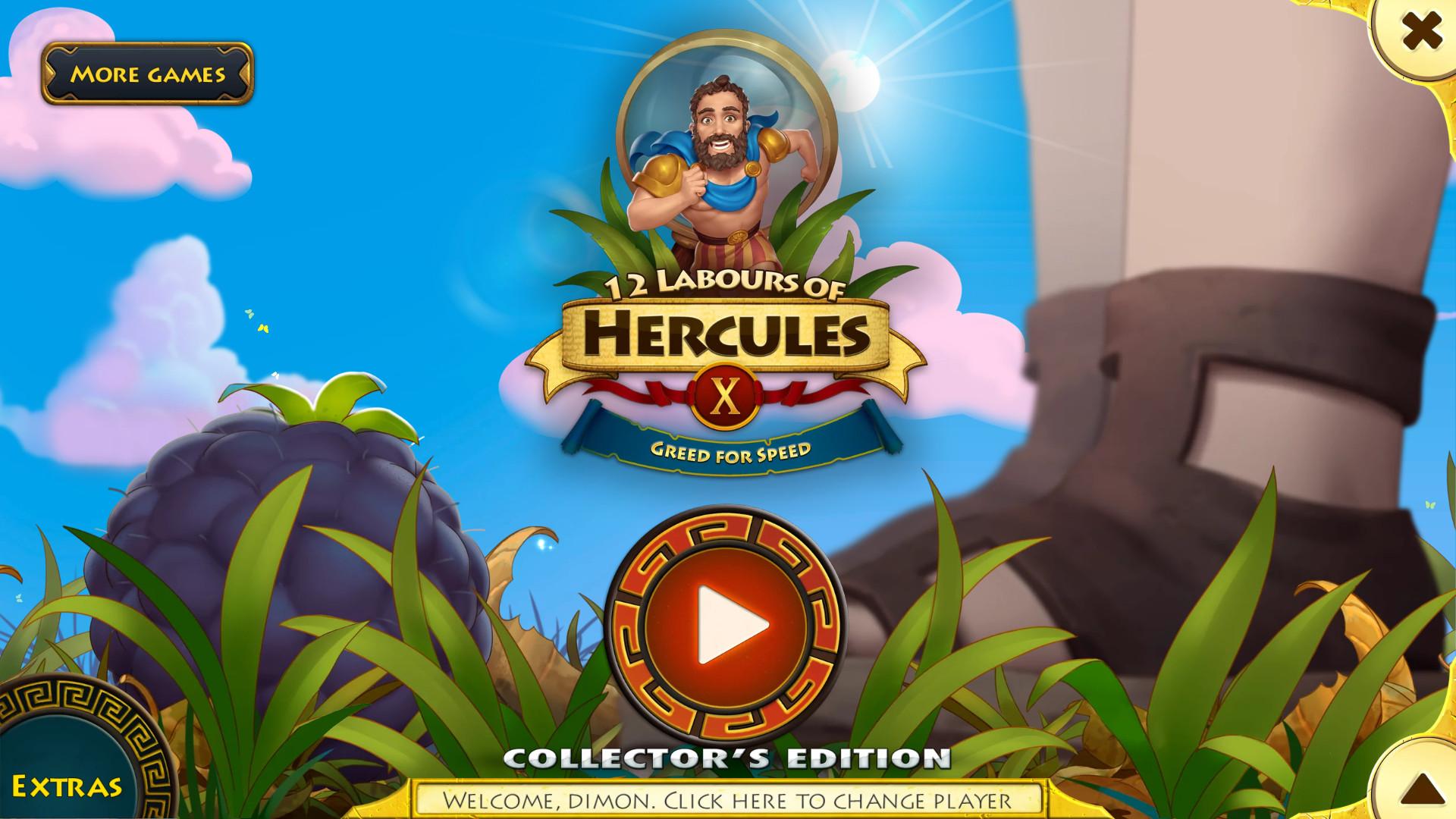 12 Labours Of Hercules Crack