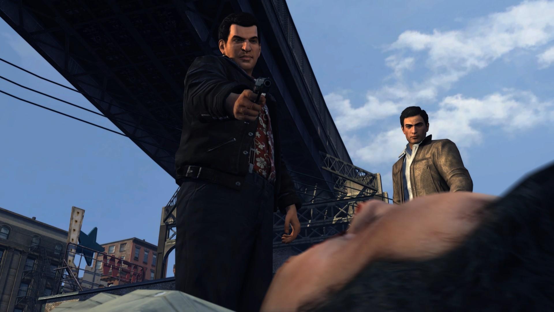 Mafia II: Definitive Edition Free Download