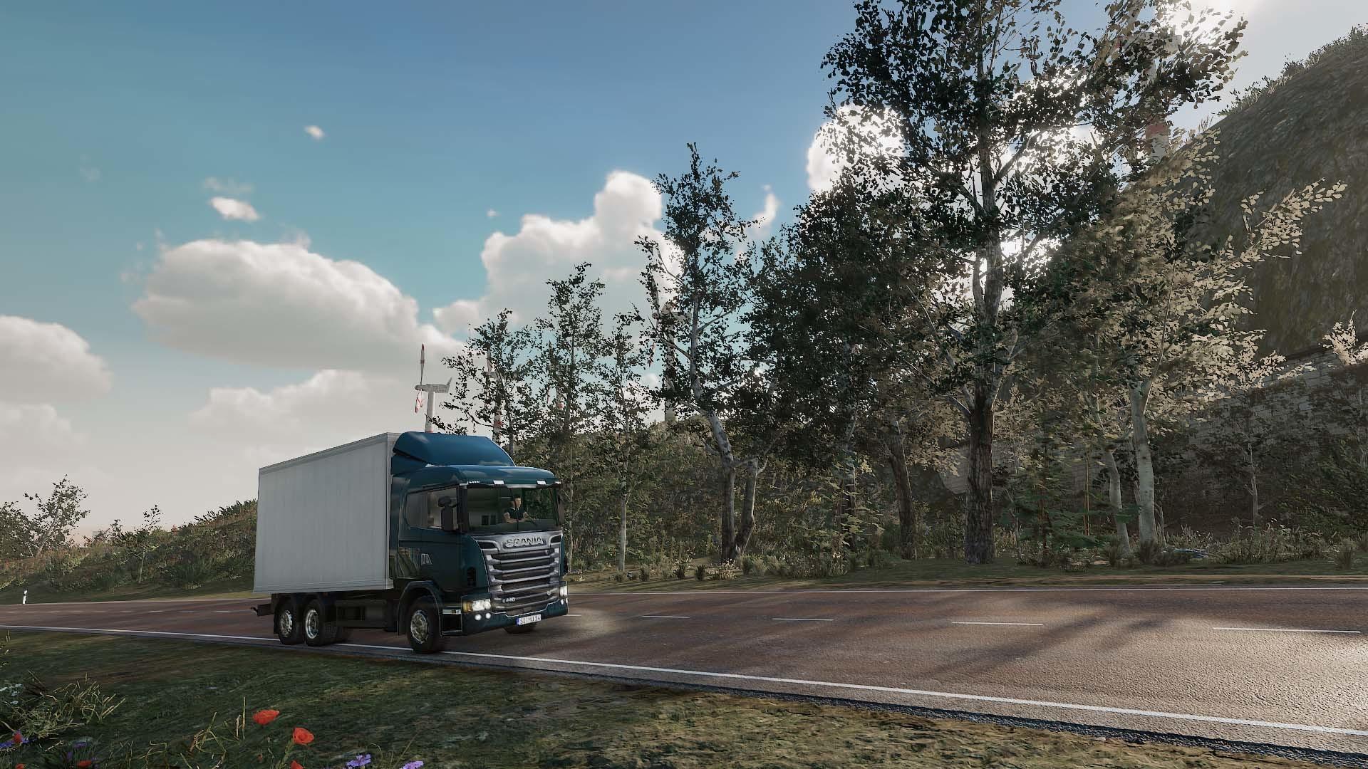 FREE DOWNLOAD » Truck and Logistics Simulator | Skidrow ...