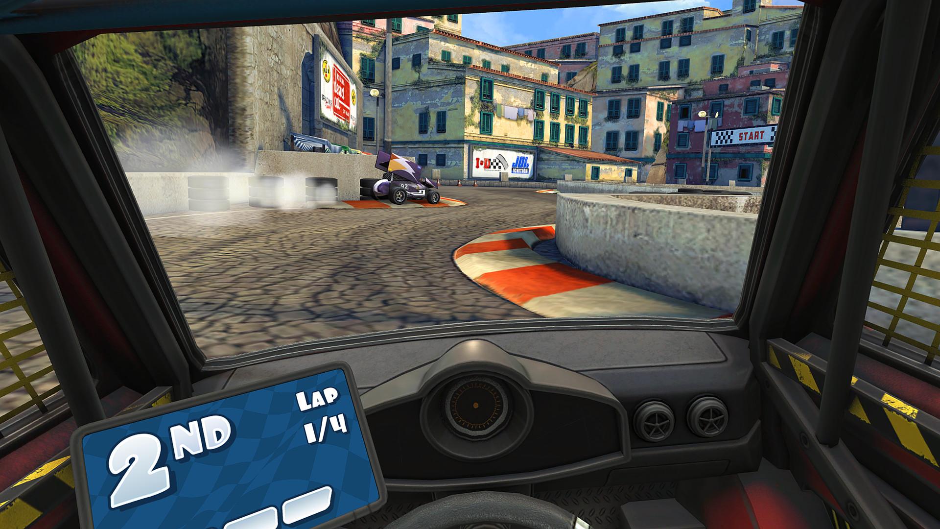 FREE DOWNLOAD » Mini Motor Racing X | Skidrow Cracked
