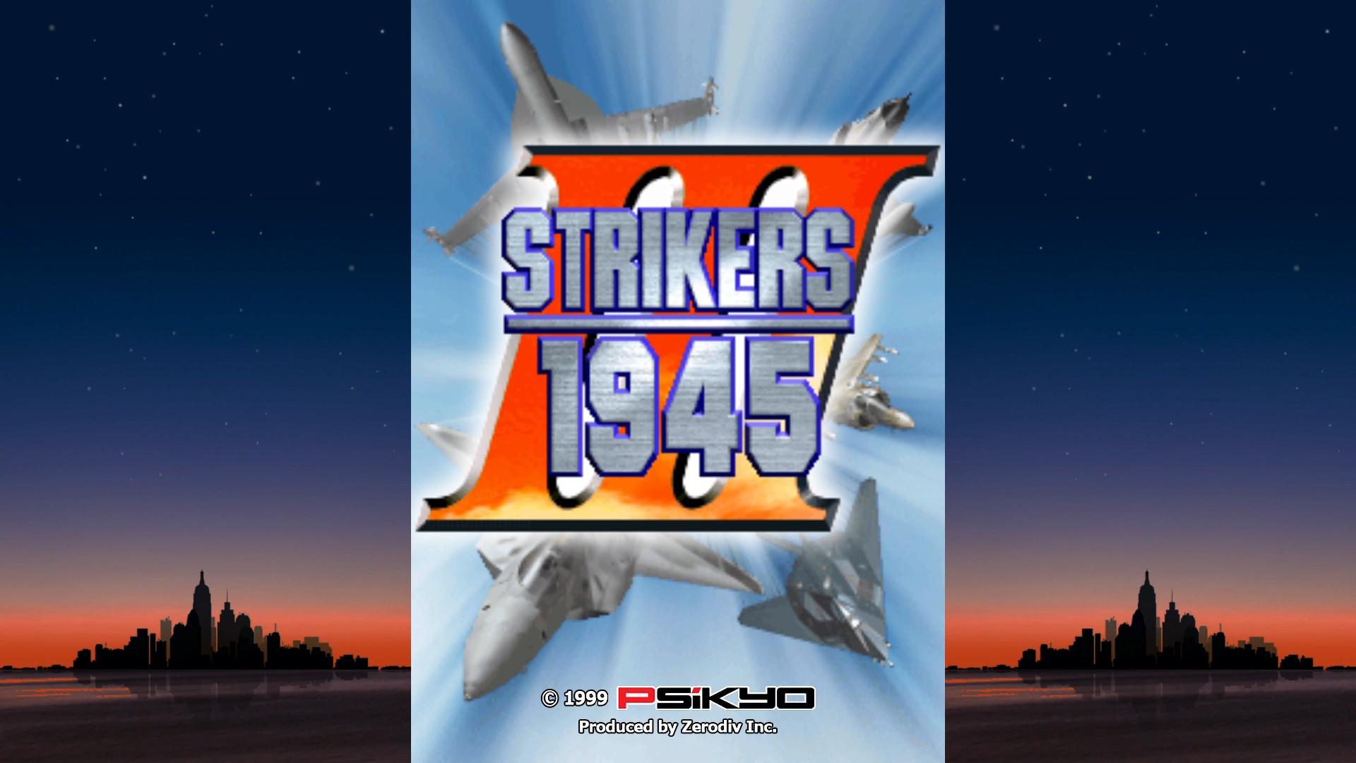 STRIKERS 1945 III Free Download