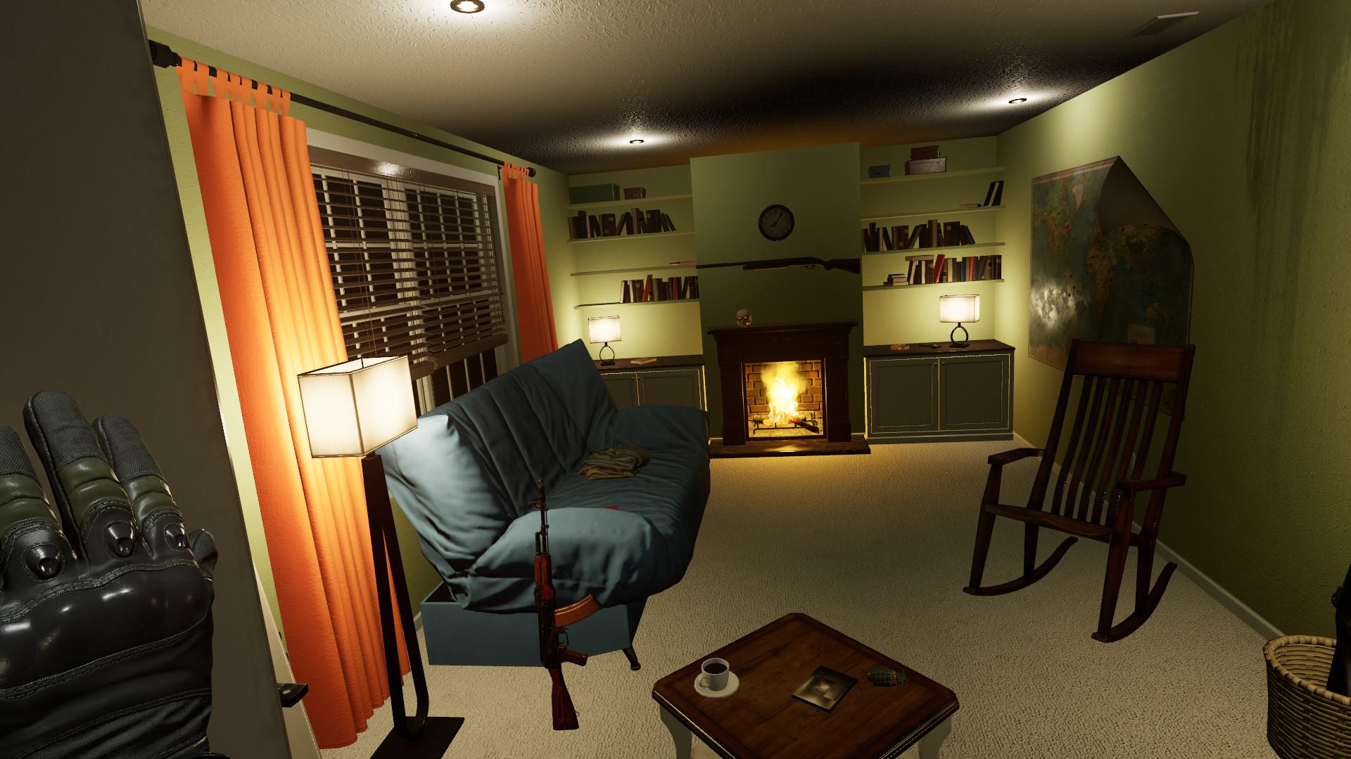 Hard Night VR Free Download