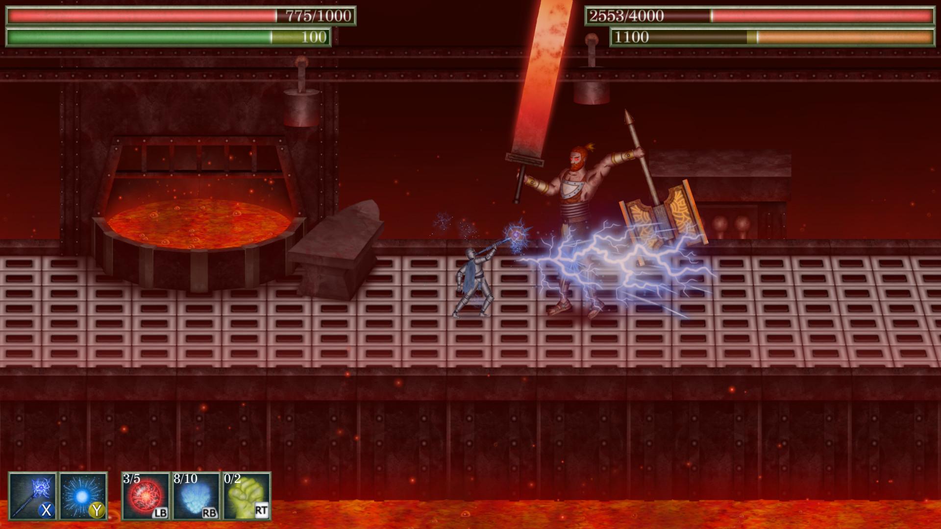 Boss Rush: Mythology Free Download
