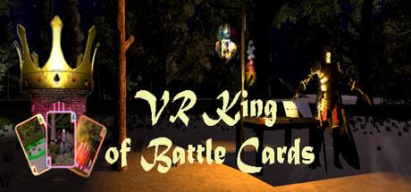VR King of Battle Cards Free Download