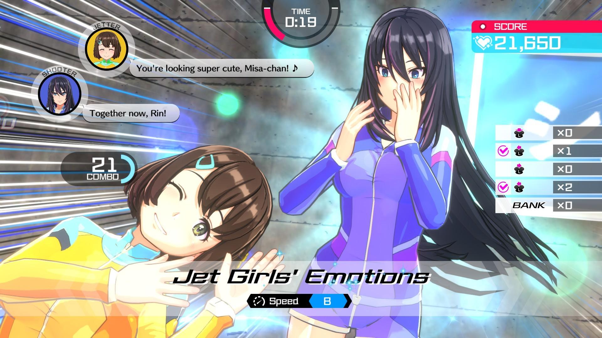 Kandagawa Jet Girls Free Download