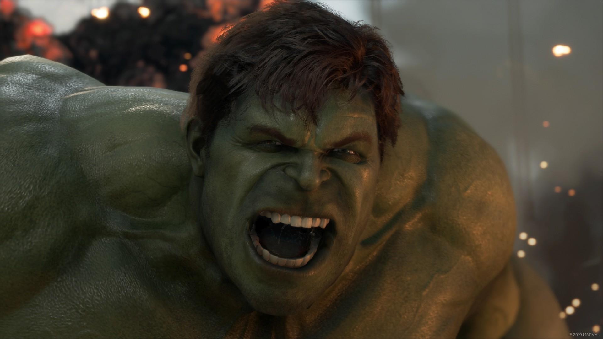 Marvel's Avengers Free Download