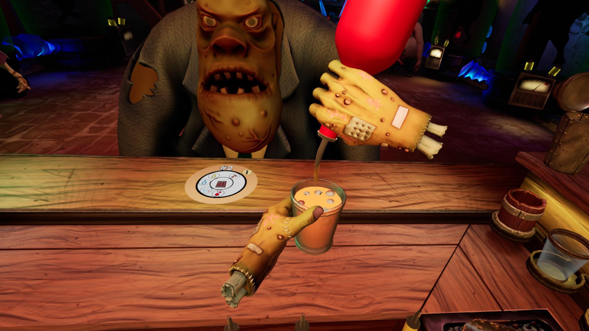 Horror Bar VR Free Download
