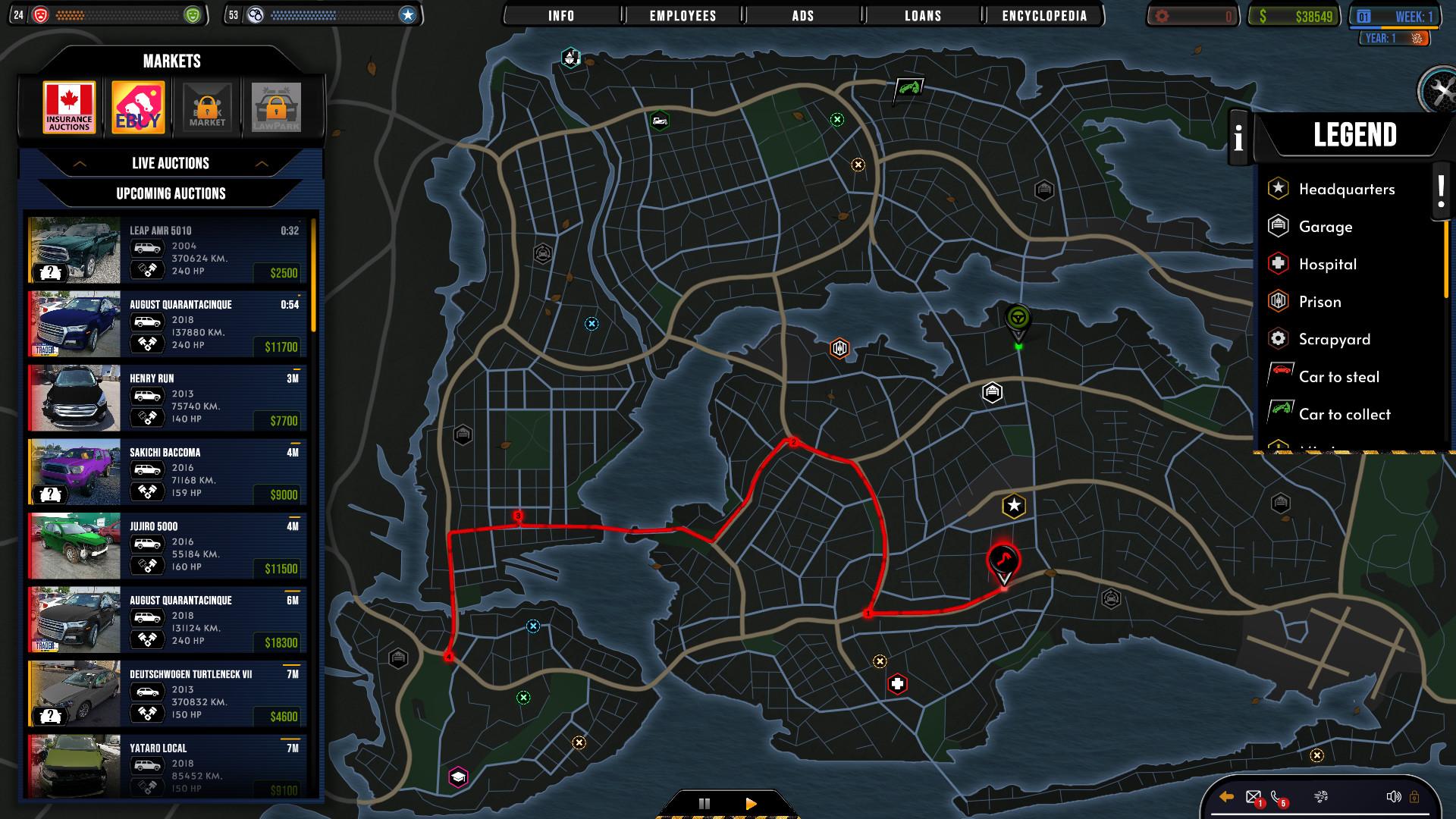 Car Trader Simulator Free Download