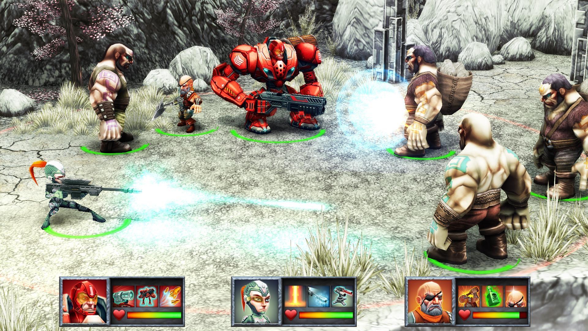Battle Hunters Free Download