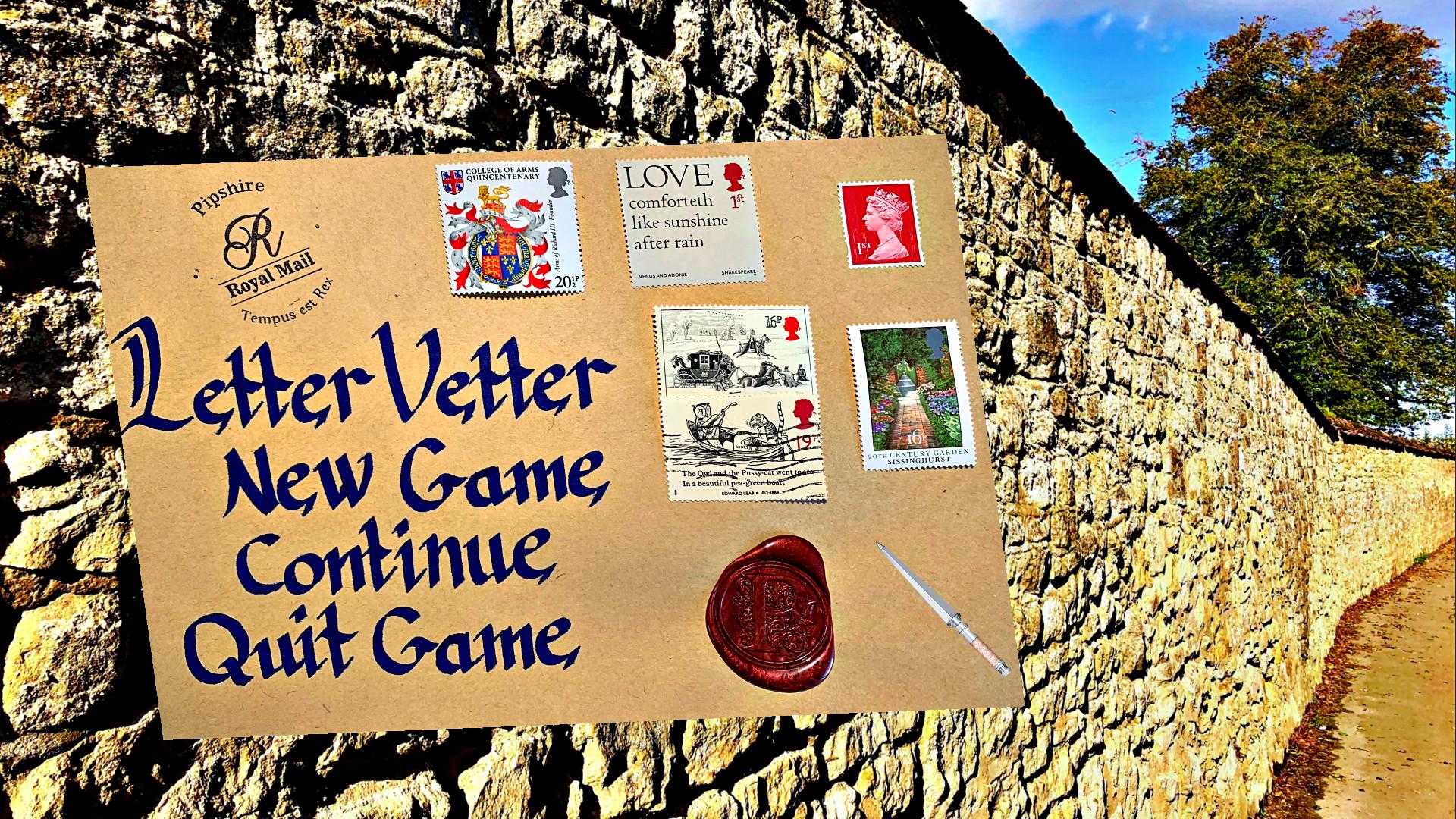 Letter Vetter Free Download