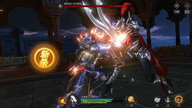 魂之刃 Blade of God Free Download