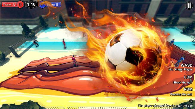 Street Football Free Download