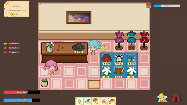 A Little Shop in Squirrel Town Free Download
