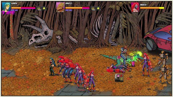 Brutal Dinosaur Free Download