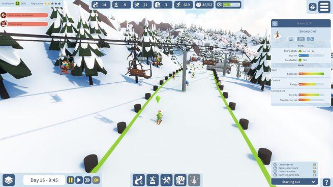 Snowtopia: Ski Resort Tycoon Free Download