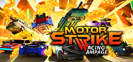 Motor Strike: Racing Rampage Free Download