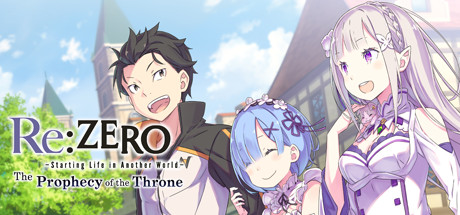 Re:ZERO -Starting Life in Another World- The Prophecy of the Throne Free Download
