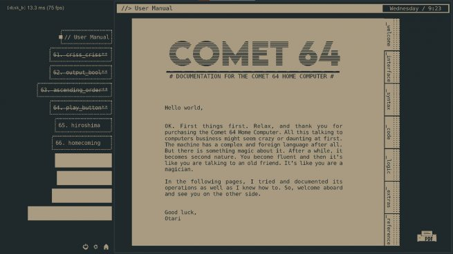 Comet 64 Free Download