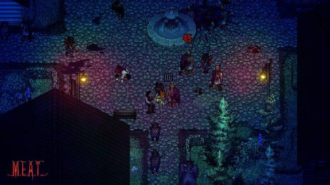 M.E.A.T. RPG Free Download