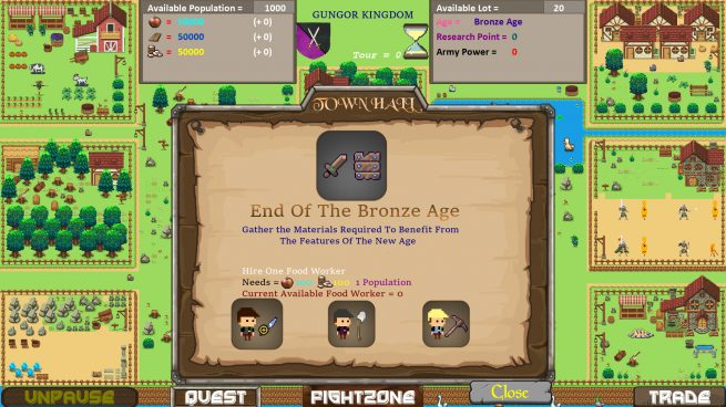 Middle Age Conquest Free Download