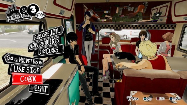 Persona® 5 Strikers Free Download