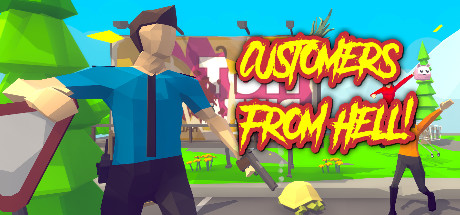 Customers From Hell - Game For Retail Workers Free Download