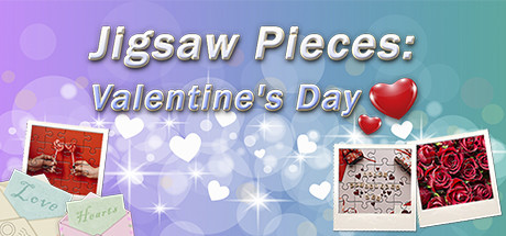 Jigsaw Pieces - Valentine's Day Free Download