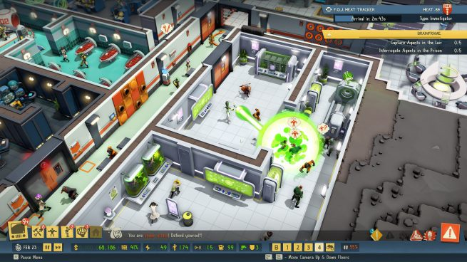 Evil Genius 2: World Domination Free Download
