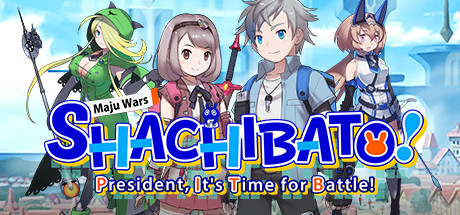 Shachibato! President, It's Time for Battle! Maju Wars Free Download