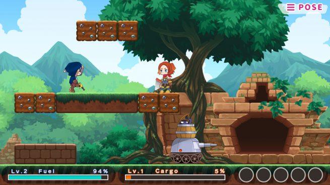 Pixel Game Maker Series Osyaberi! Horijyo! Holin Slash Free Download