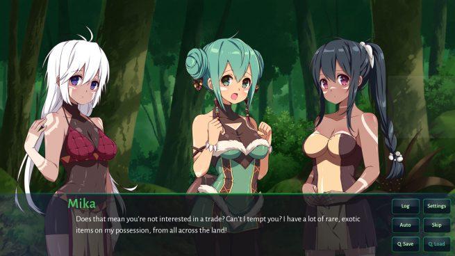 Sakura Forest Girls Free Download